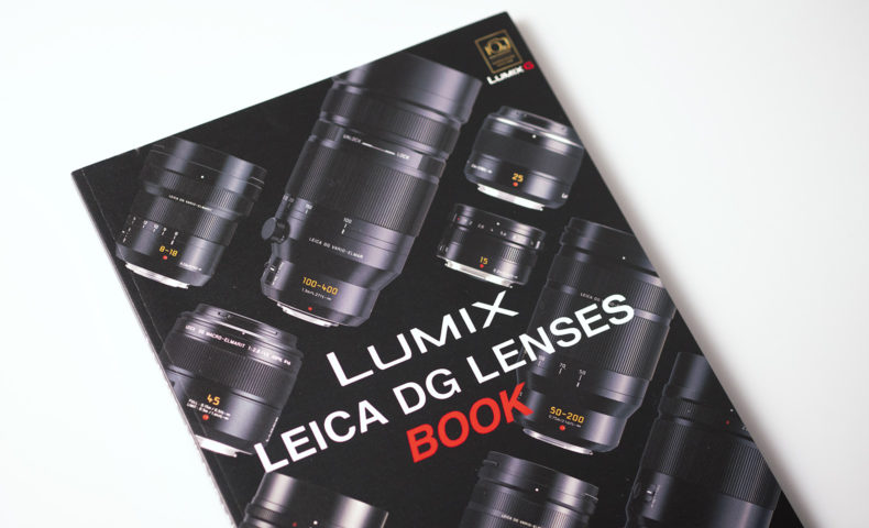 LUMIX LEICA DG LENSES BOOK