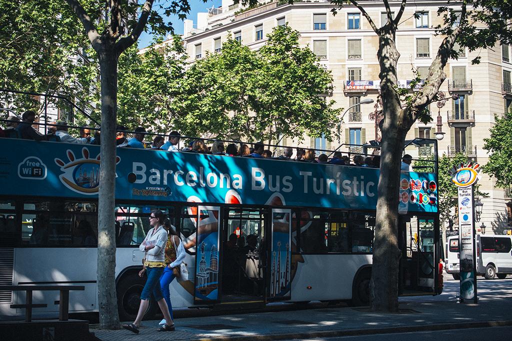オリンパスで撮ったバルセロナ