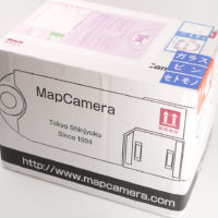 マップカメラからの荷物